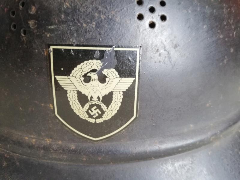 luftschutz casque modèle 38 avec insignes??? Img_2018