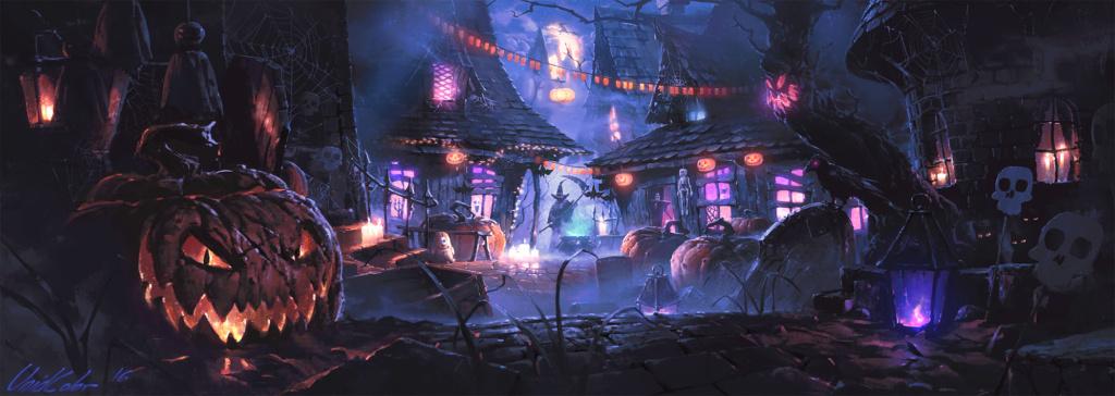 Második felvonás - Halloween Damgm110