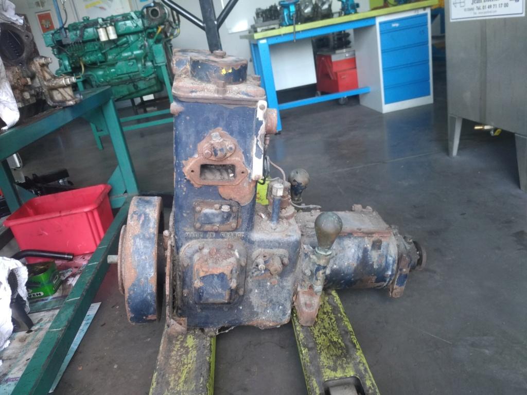 restauration - Moteur CLM 302 restauration : besoin de conseil et d'avis Img_2011