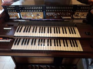 Projet : réparer et midifier un orgue analogique 20191010