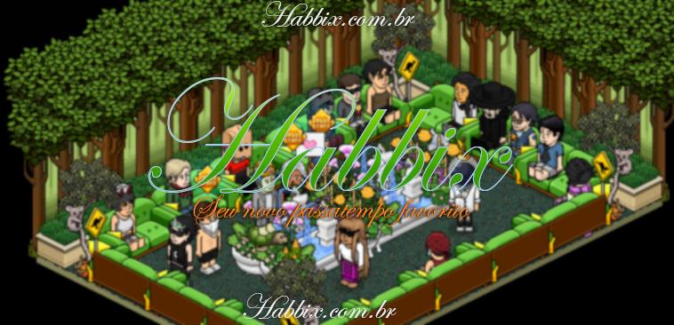 HABBIX HOTEL - O MELHOR HABBO PIRATA DA ATUALIDADE Screen10