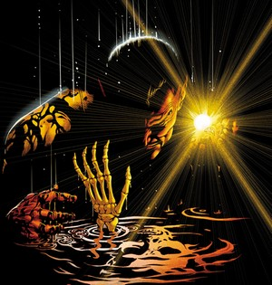 To Light in Darkness [pv Joey Wilson & Hal Jordan] 36528310