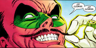 Sinestro : In blackest Day, In brightest Night, Beware you Fear made into Light 78219710