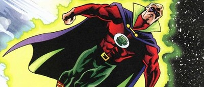 "Alan Scott - ""... For the dark things cannot stand the light of the Green Lantern"" Alansc11"