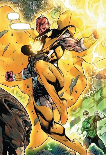 Sinestro : In blackest Day, In brightest Night, Beware you Fear made into Light Imfich10