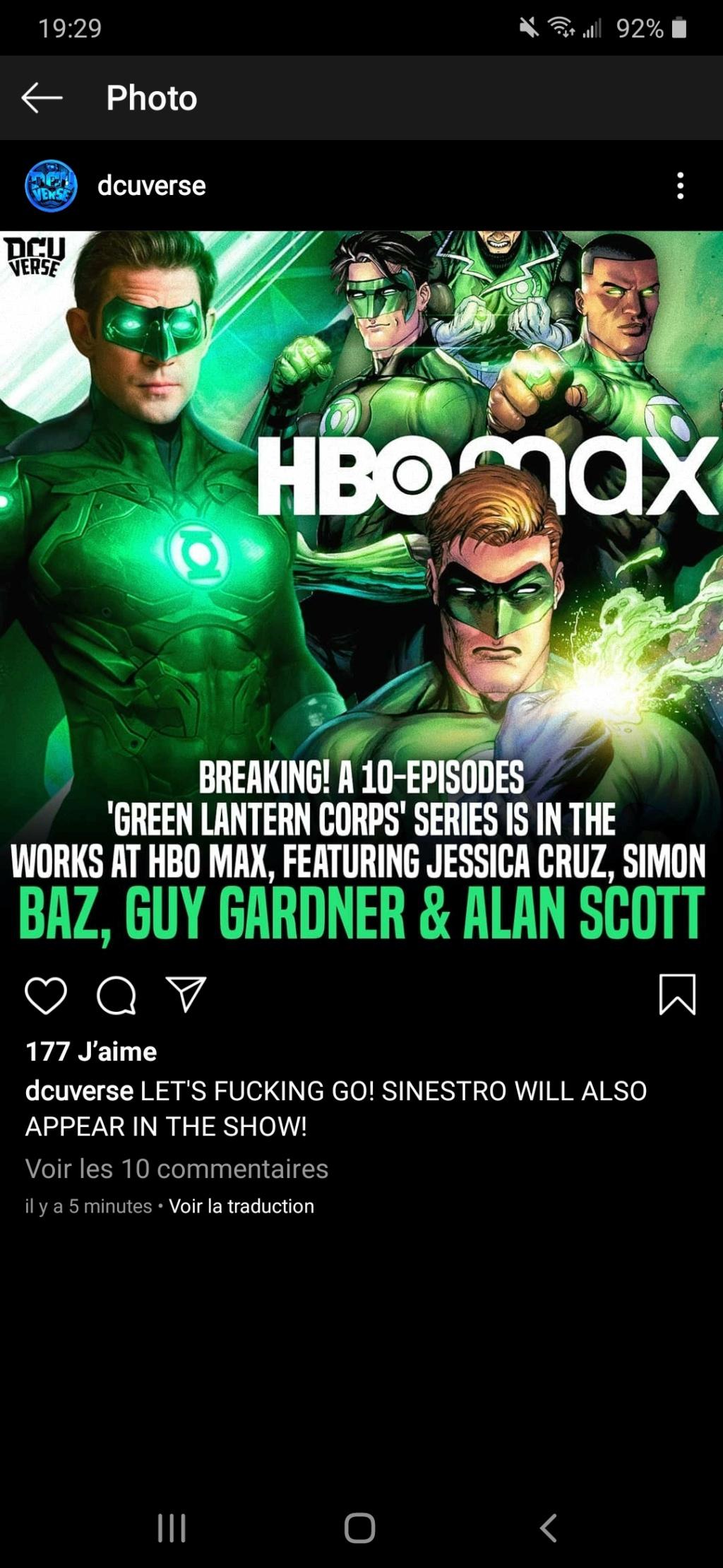 Green Lantern [Série HBO] Screen10