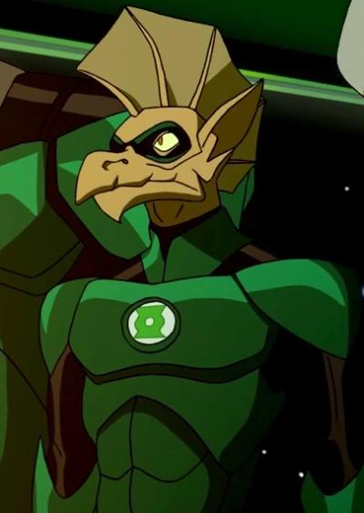 "[Flashback] Take my breath away ( Jeune Hal  / ""Gentil"" Sinestro) Tomar_10"