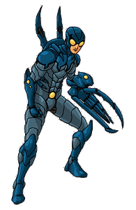 Fiche technique de Ted/Blue Beetle II Wbbarm10
