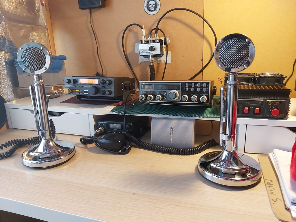 What Vintage Radio Equipment are You Using? 15751910