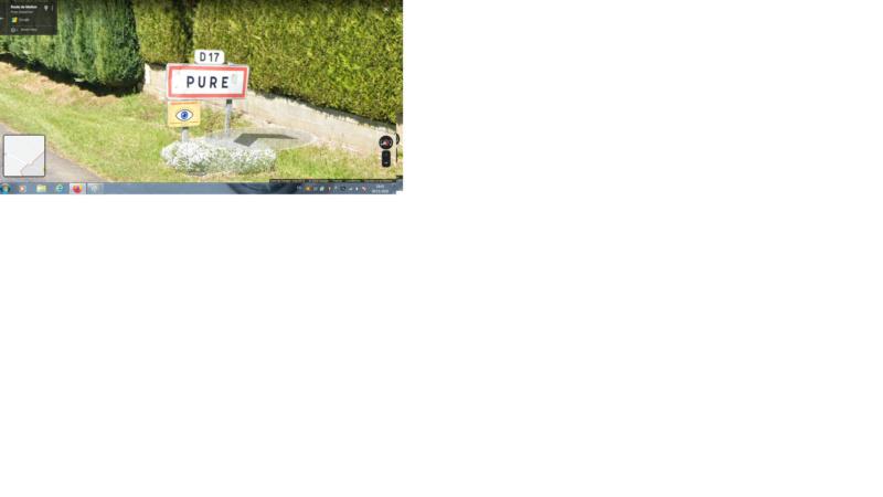 Les panneaux routiers que vous avez réellement vu Pure10