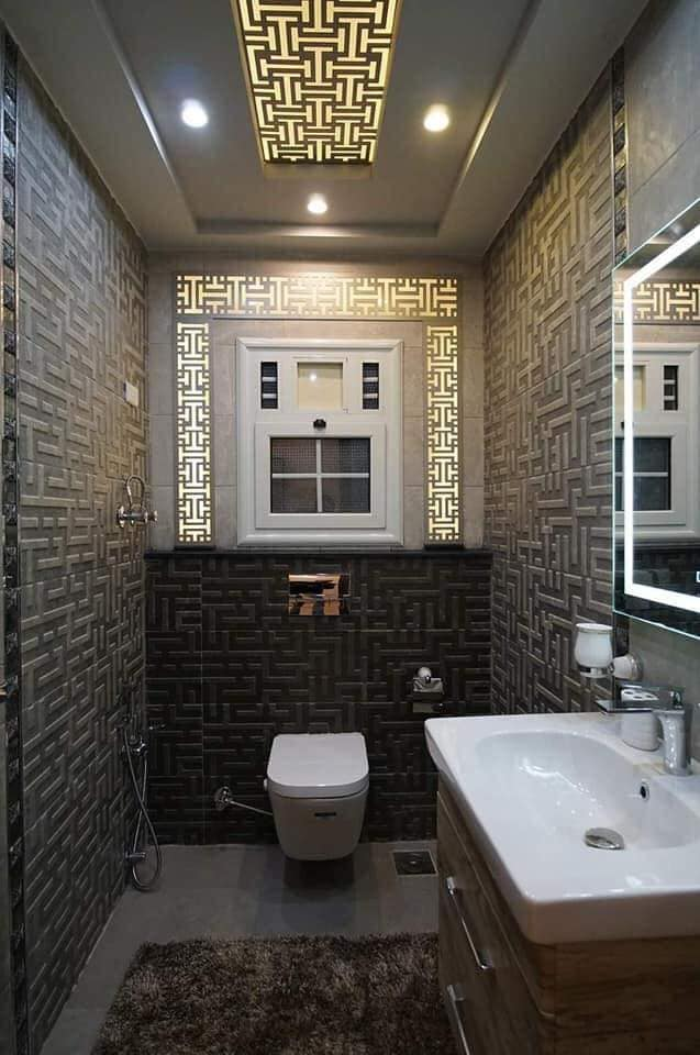 تصميم حمامات / ديكورات حمامات / افضل الديكورات / عقارى 01100448640 10397010