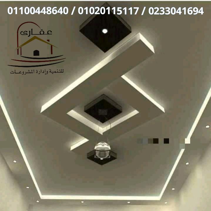 شركة تشطيبات وديكورات فى مصر شركة عقارى 01100448640          15920910