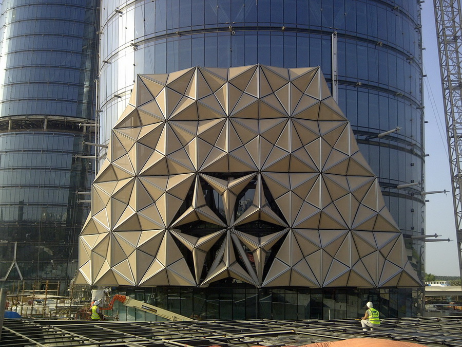 """Архитектура ЖК """"Крылья"""" - пожалуй, одна из самых интересных из всех ЖК в Раменках. А кто архитекторы? Al-bah11"""