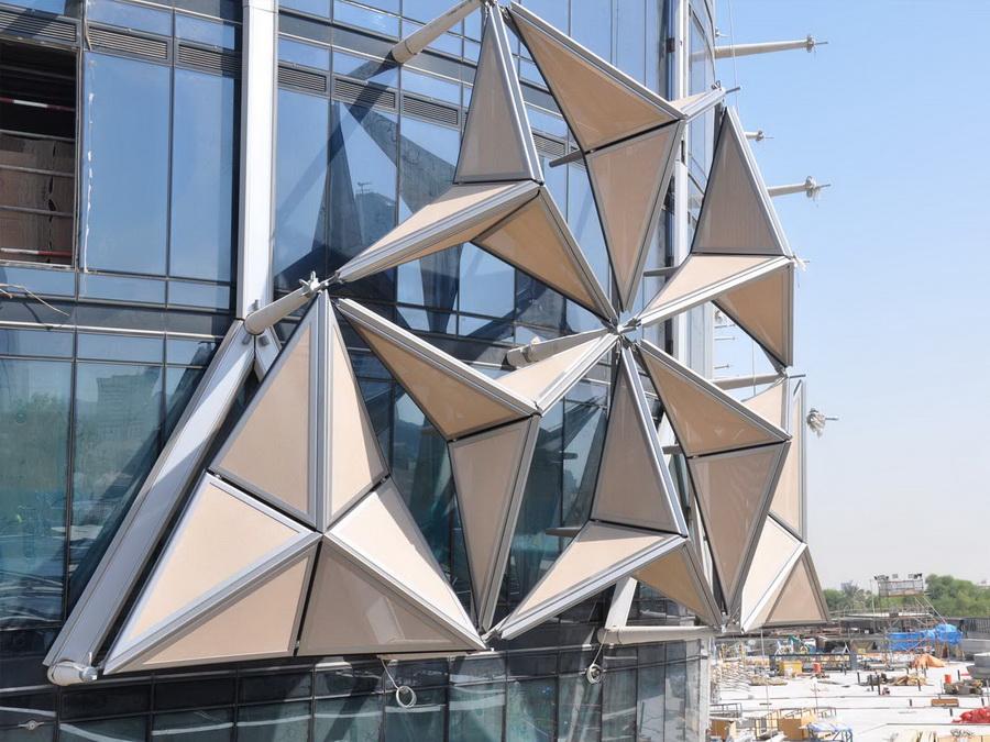 """Архитектура ЖК """"Крылья"""" - пожалуй, одна из самых интересных из всех ЖК в Раменках. А кто архитекторы? Al-bah13"""
