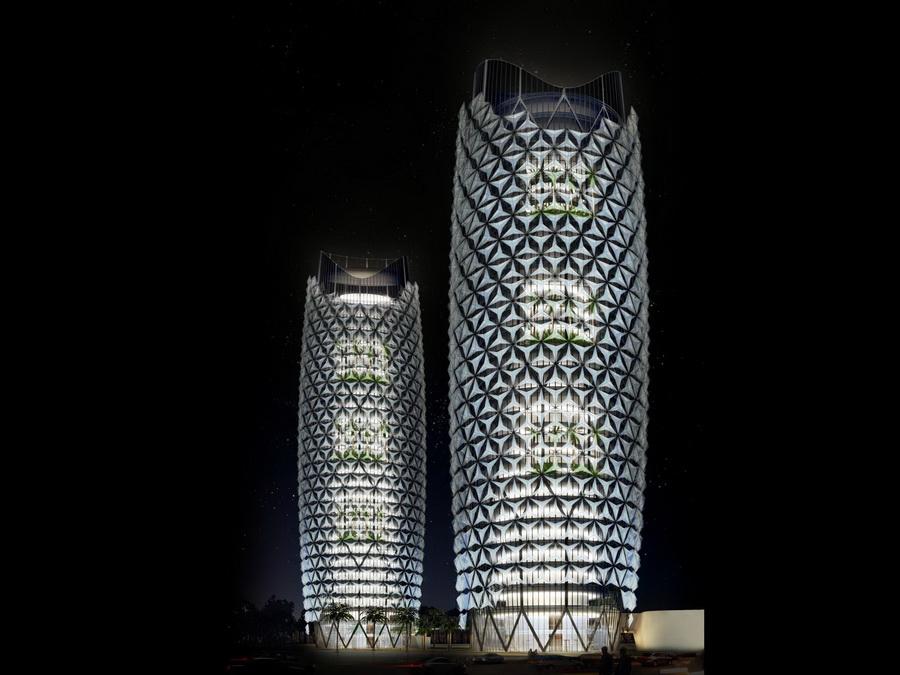 """Архитектура ЖК """"Крылья"""" - пожалуй, одна из самых интересных из всех ЖК в Раменках. А кто архитекторы? Al-bah14"""