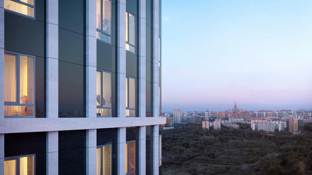"""Архитектура ЖК """"Крылья"""" - пожалуй, одна из самых интересных из всех ЖК в Раменках. А кто архитекторы? Rhskmz10"""