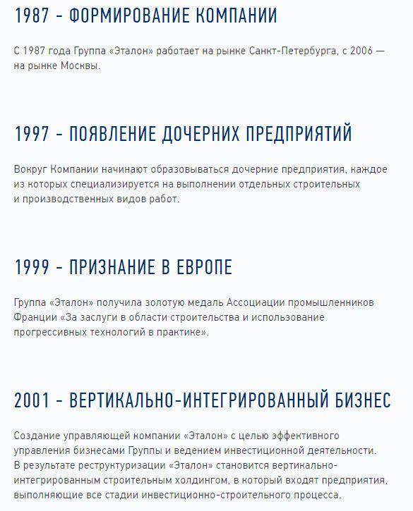 """Застройщик ЖК """"Крылья"""" - Группа """"Эталон"""": всё, что о них известно на 2020 год Ua210"""