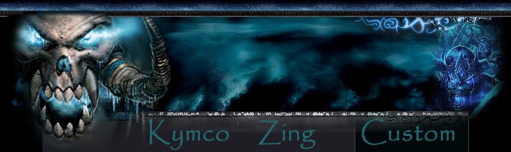 Kymco Zing et autres customs 125