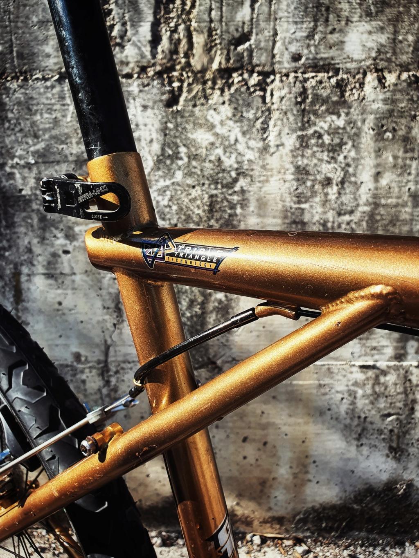 GT Palomar 1998  Gold & Black 20200516