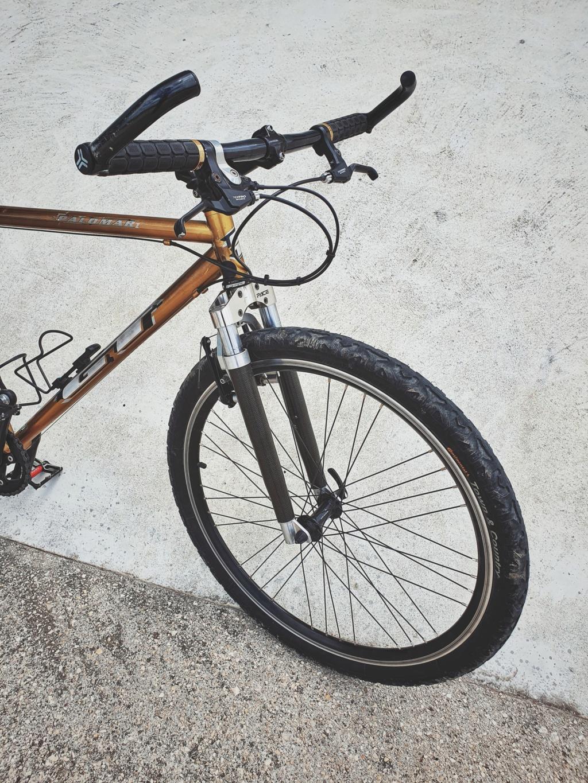 GT Palomar 1998  Gold & Black 20200616