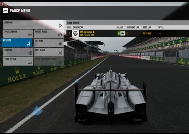 TORA 24 Hours of Le Mans - Rule 5.5 - LMP1 drivers must run a sub 3:30 lap - Page 2 F810bc10