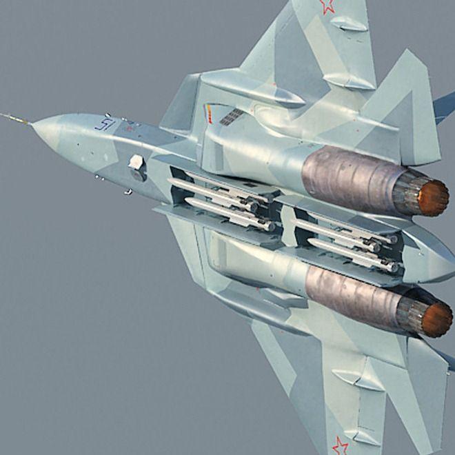 Su-57 Stealth Fighter: News #6 - Page 8 Hrftks10