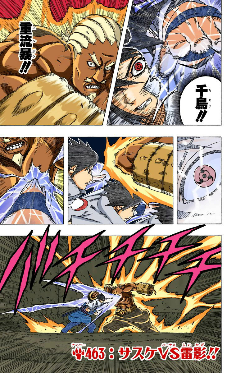 Sandaime Raikage x Tobirama  - Página 3 Sasuke10