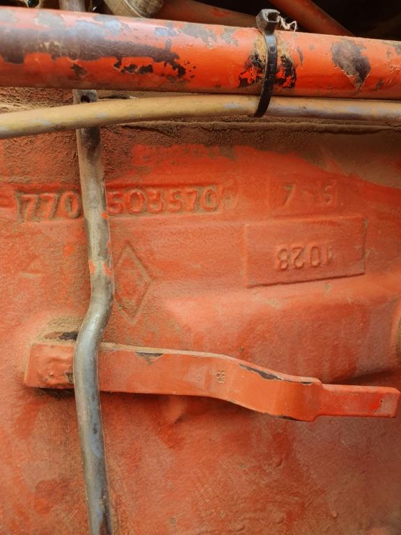 Réparation du tracto control d'effort de mon Renault 60 20200719