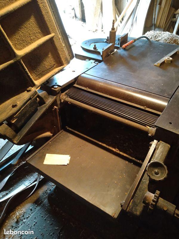 vieille rabot degau Guilliet Gfz recherche utilisateur de cette machine Guilli11