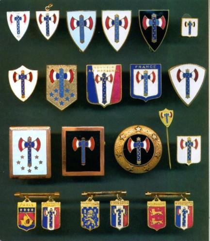 Insigne Francisque Insign10