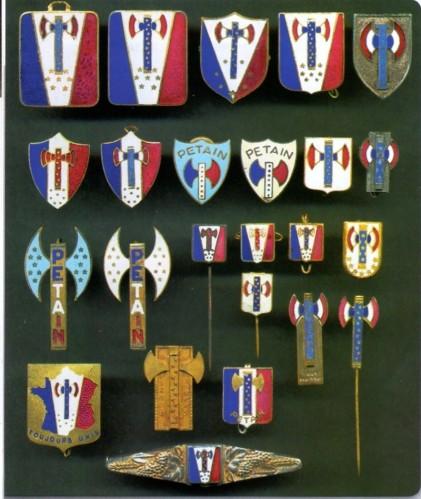Insigne Francisque Insign11