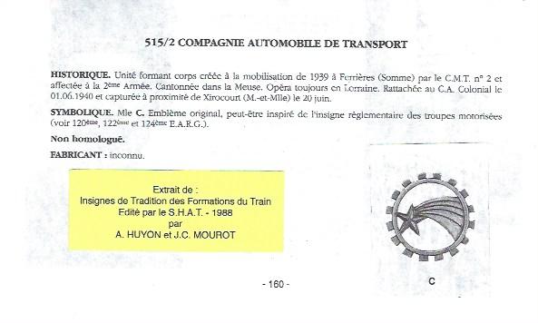 Insigne du Train à identifier Numzor20