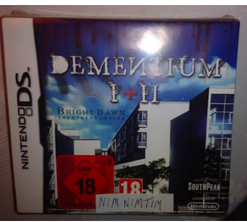 Dementium I + II DS Dement10