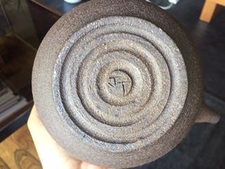Studio Pottery Tea Pot - JT mark Img_2914