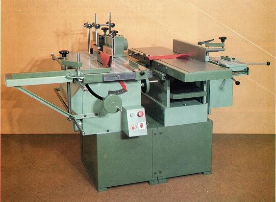 Machine combiné à bois occasion Ecem211