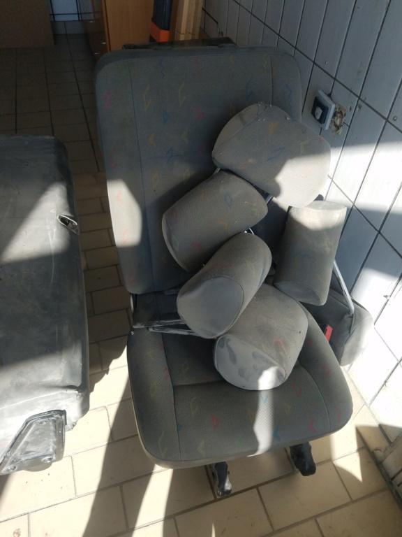 A vendre 6 sièges t5 caravelle 20210223