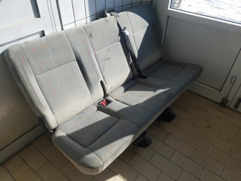 A vendre 6 sièges t5 caravelle 20210224