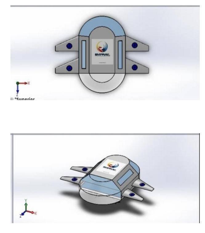 PROYECTO FENIX ( fabricacion de innovadoras unidades aereas) E8260710
