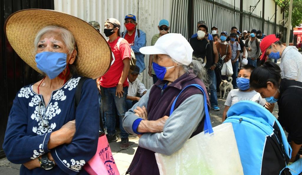 La pobreza en México aumenta pese a los programas sociales del Gobierno 65xii210
