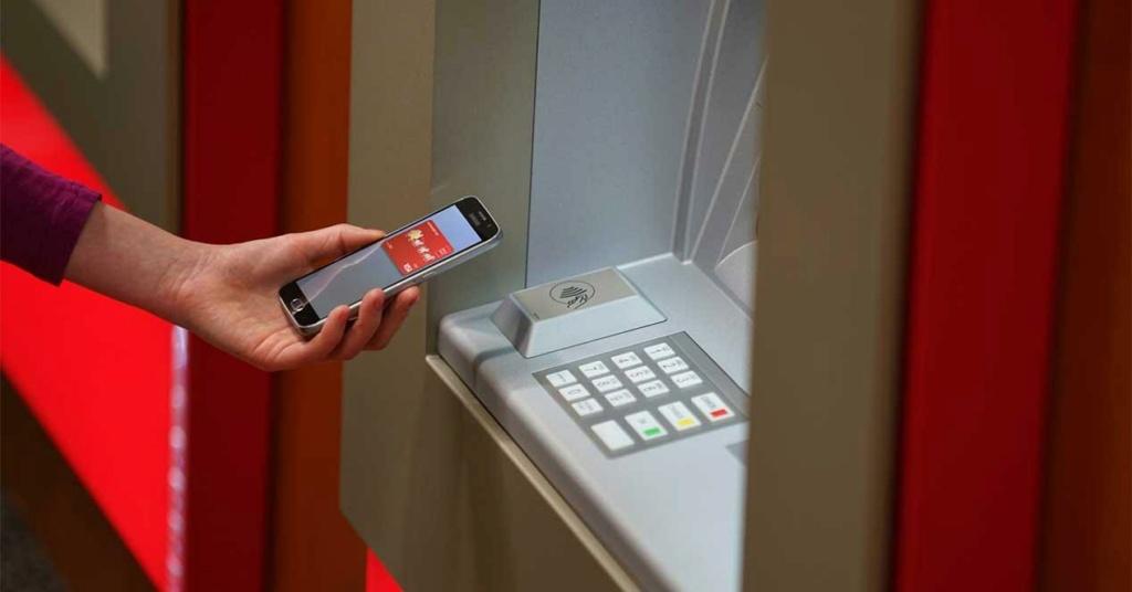 Consiguen hackear cajeros de España con sólo pasar el móvil por encima Cajero10
