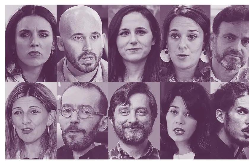 Así se han enriquecido los líderes de Podemos: su patrimonio ha crecido un 1.229% Desde su entrada en política, Rdywdz10