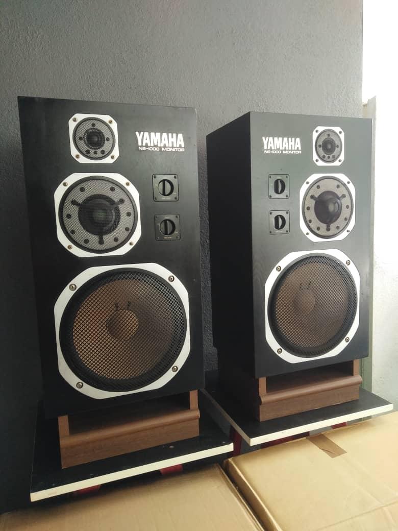 Yamaha NS 1000M Whatsa60
