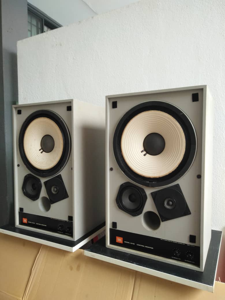 JBL 4311B Vintage Speaker Whatsa63