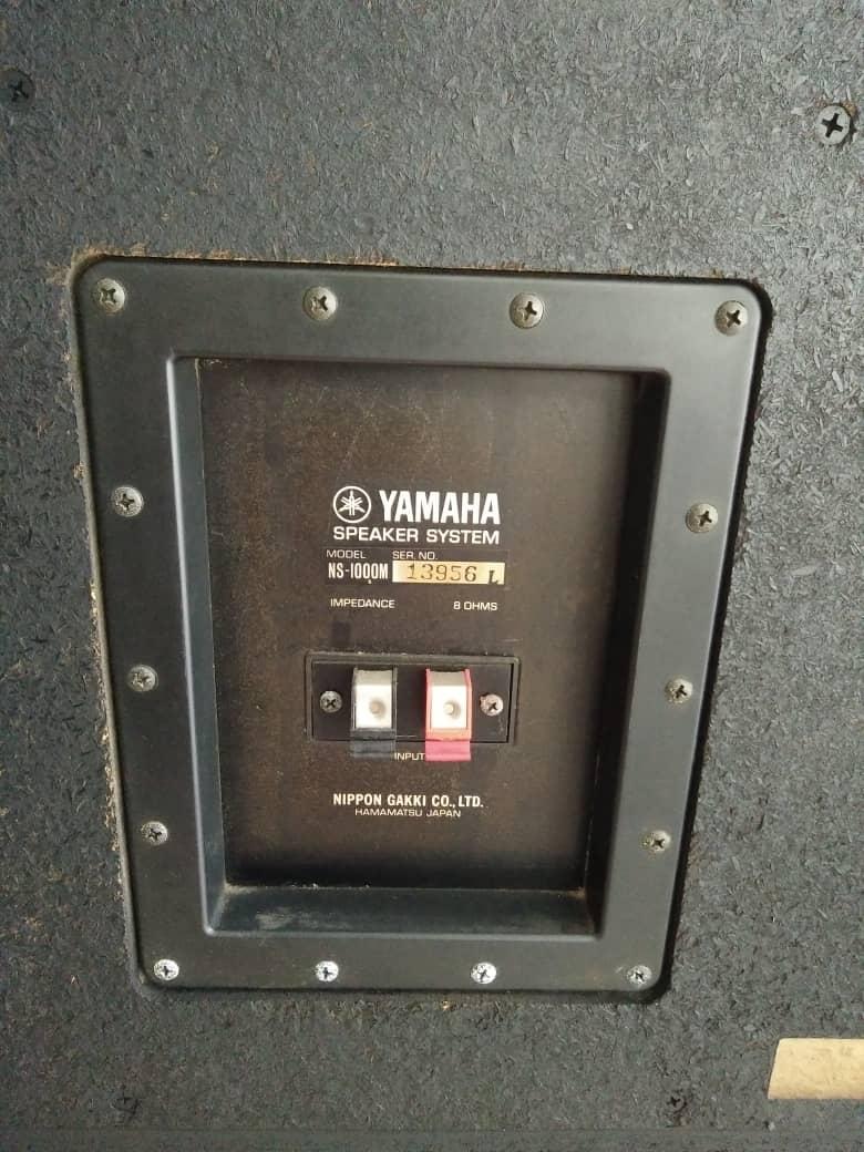Yamaha NS 1000M Whatsa75