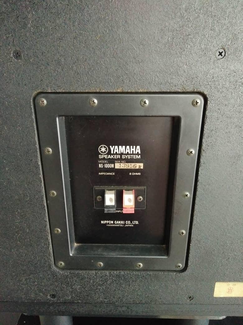 Yamaha NS 1000M Whatsa76
