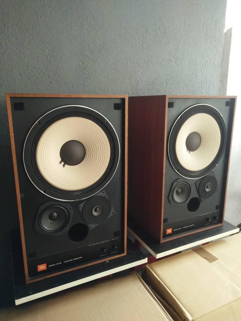 JBL 4311B Vintage Speaker Whatsa90