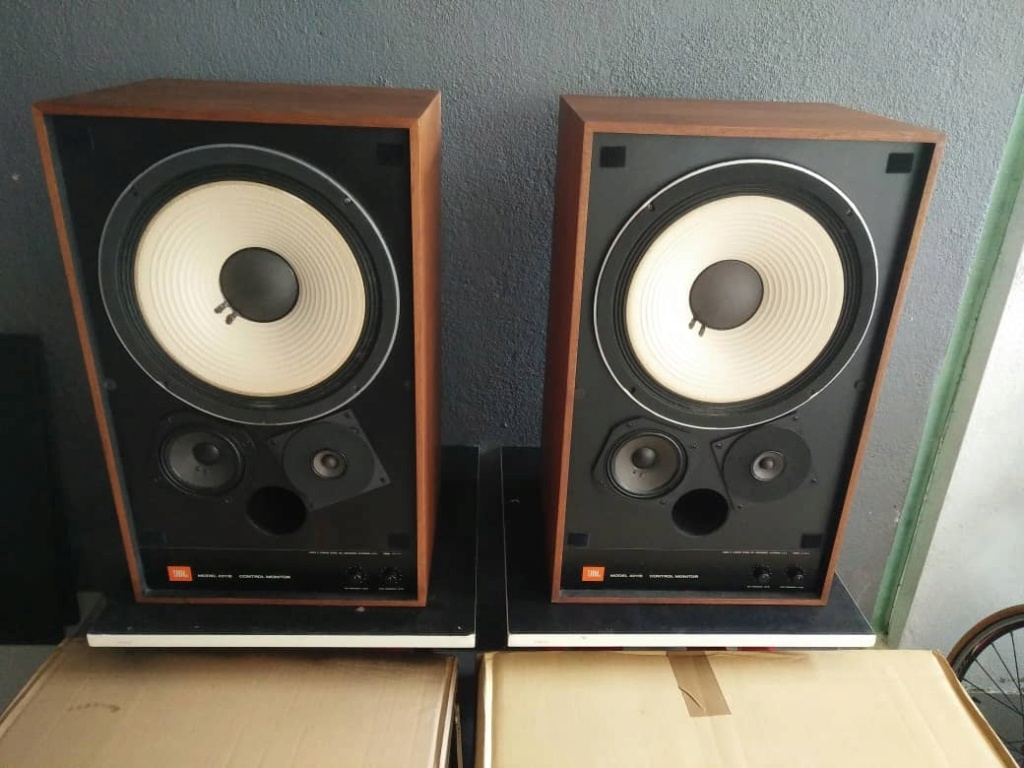 JBL 4311B Vintage Speaker Whatsa91