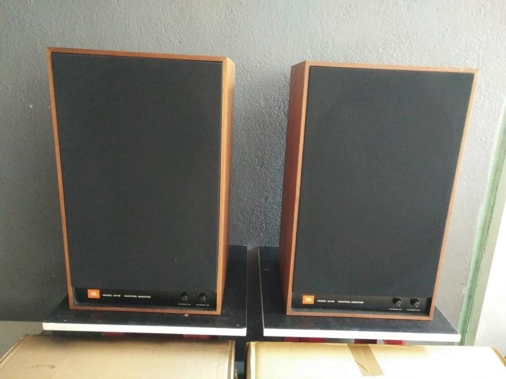 JBL 4311B Vintage Speaker Whatsa93