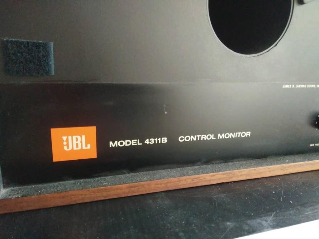 JBL 4311B Vintage Speaker Whatsa94