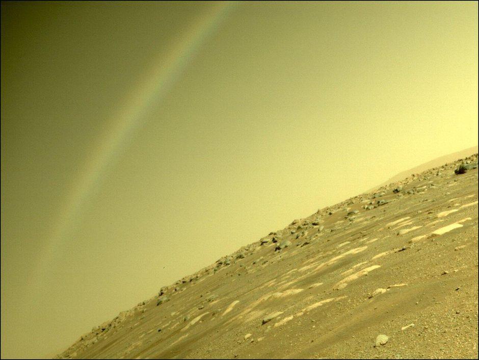 Mars Curiosity Rover Fake NASA Bullshit   Marsno11